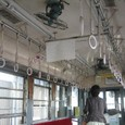 自転車ごと乗れる熊本電鉄2
