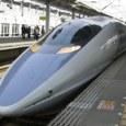 新幹線500系のぞみ
